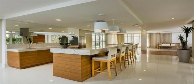 Apartamento com 96m², sol da manhã em Laranjeiras