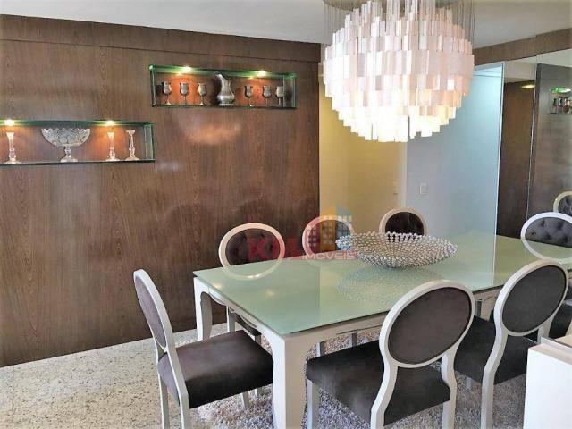 Aluga-se apartamento alto padrão mobiliado em Mossoró