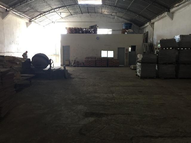 Excelente Galpão - 600 m2 - Itaguaí - Foto 2