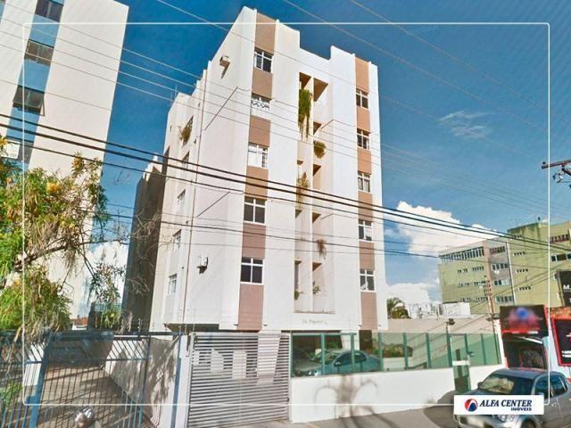 Apartamento residencial à venda, Setor Sul, Goiânia.