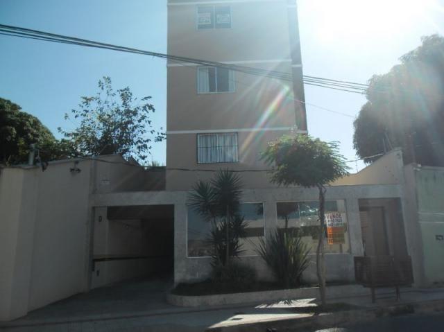 Apartamento à venda com 3 dormitórios em Jardim américa, Belo horizonte cod:2844