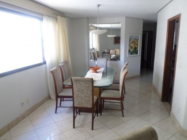Oportunidade!!! excelente apartamento 4 quartos, 3 vagas, lazer e ótima localização - Foto 3