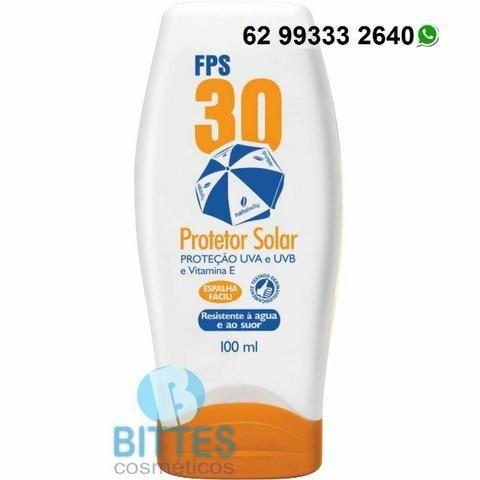 Protetor Solar Natubelly Cosméticos Fps 30 Proteção Uva