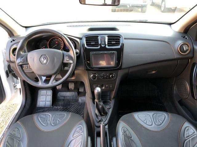 Renault - Sandero 1.6 Stepway Dynamiq - 2018 - Foto 13