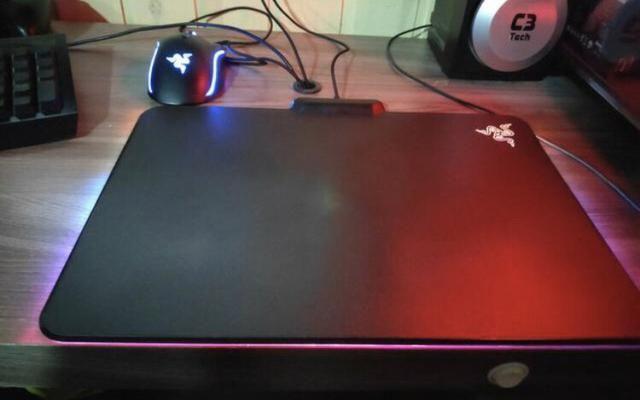 Mouse pad Razer Fireflay - Foto 3