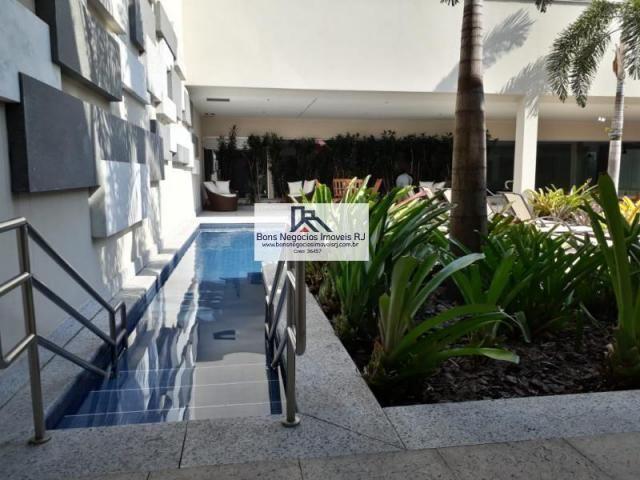 Apartamento para Venda em Rio de Janeiro, Barra da Tijuca, 2 dormitórios, 1 suíte, 2 banhe - Foto 11