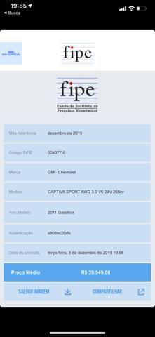 GM - Chevrolet Captiva Sport AWD 3.0 - Foto 14