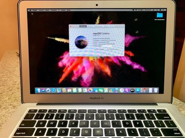 MacBook Air - 13.3 - estado de novo - Foto 3