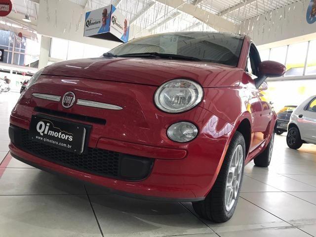 Fiat 500 Cult 1.4 Evo Flex 2015 38 mil km (Sport)