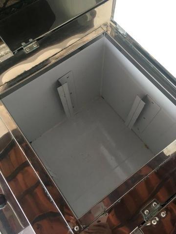 Carrinho para Açaí ou similares, 2 geladeiras - Foto 6