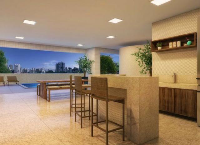 Belíssimo apartamento em construção com 3 quartos em Casa Caiada  - Foto 7