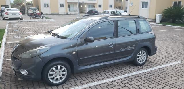 Peugeot Escarpade 207 - 2009