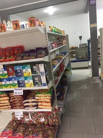 Mercado pequeno completo/alugo Ponto - Foto 2