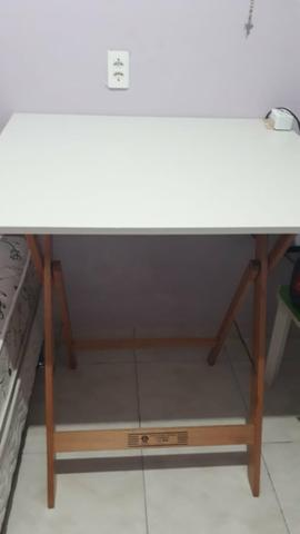 Mesa de desenho e cadeira - Foto 2