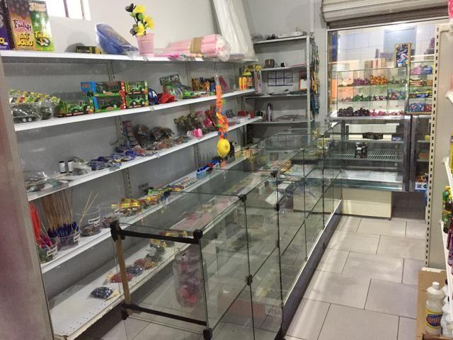 Mercado pequeno completo/alugo Ponto - Foto 4
