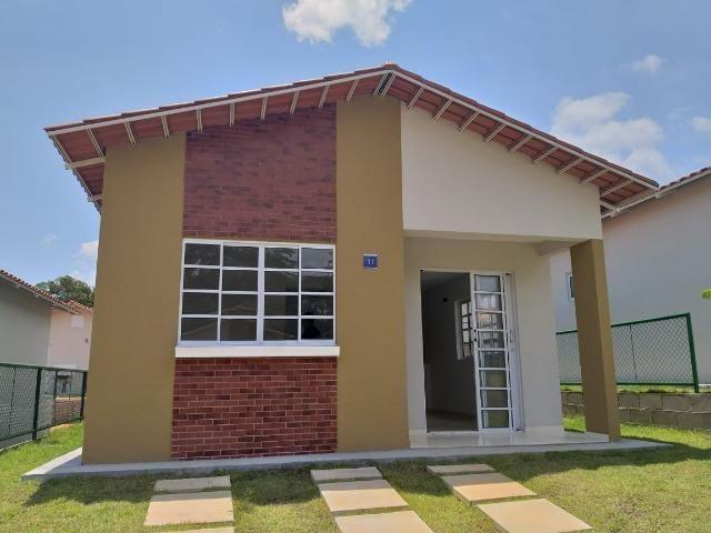 Vendo Linda Casa no Vila Smart Campo Belo com 2 Quartos . Venha sair do Aluguel