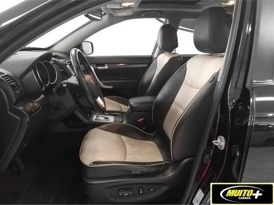 KIA SORENTO 2011/2011 3.5 V6 GASOLINA EX 7L 4WD AUTOMÁTICO - Foto 12