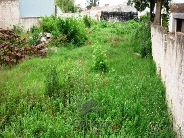 Terreno com 754m² no Boqueirão