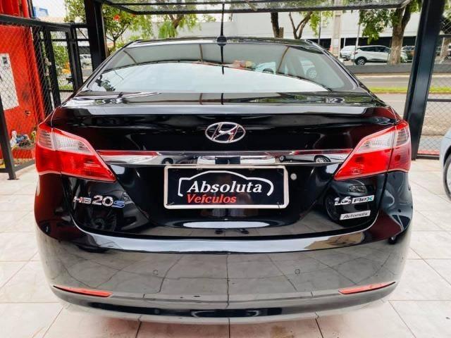 Hb20s 2014 premium automátcio, carro impecável !!!! - Foto 2