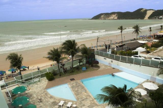 Excelente Flat a Beira Mar de Ponta Negra - Foto 20