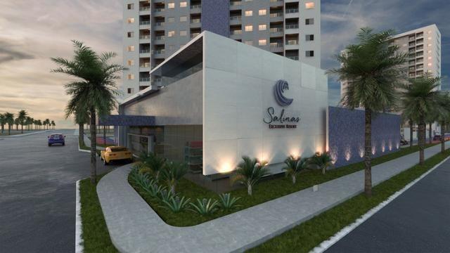 Salinas Exclusive Resort - Apartamento 311 com 2 quartos (Bloco 01) - Foto 2