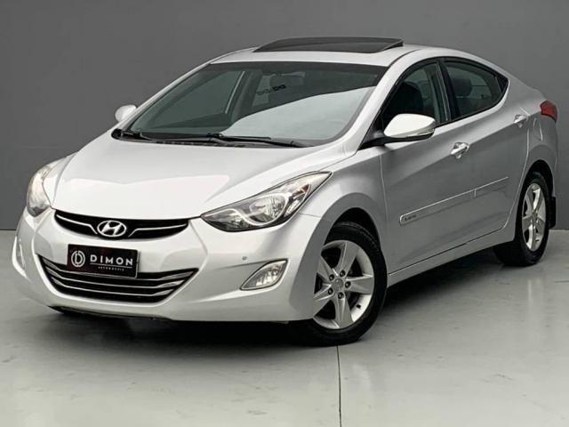 Hyundai Elantra GLS 2.0 AUT - Foto 2