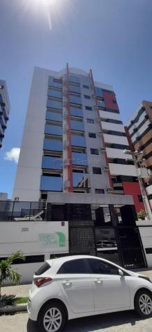 Apartamento à venda com 2 dormitórios em Ponta verde, Maceio cod:V0863