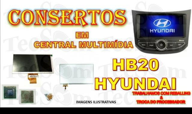 HB20 Hyundai