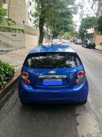Sonic Ltz Completo em couro! /baixa kilometragem/Não aceito troca!! - Foto 4