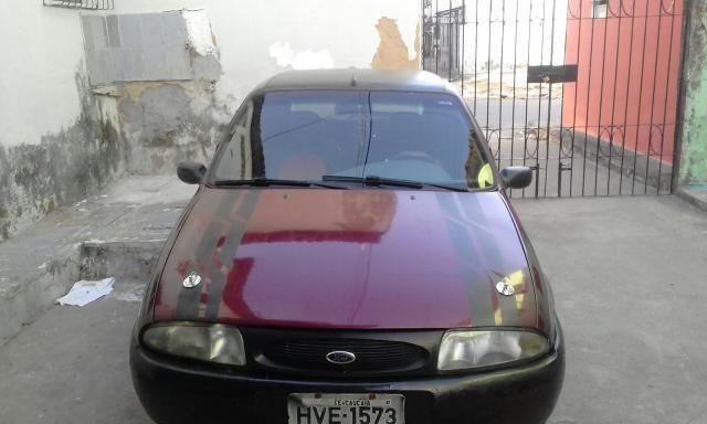 Vendo carro ford fiesta - Foto 2