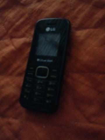 Vendo celular marca Lg