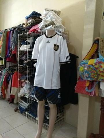 Camisa seleção da Alemanha - Roupas e calçados - Centro ... 16e0c354dfdfc