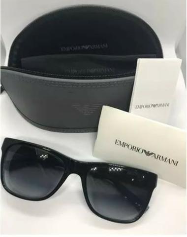 Oculos Emporio Armani Novo Original Nota Fiscal Aceito Cartão 99363-4648  Nota fiscal - 1 s b3d8623a63