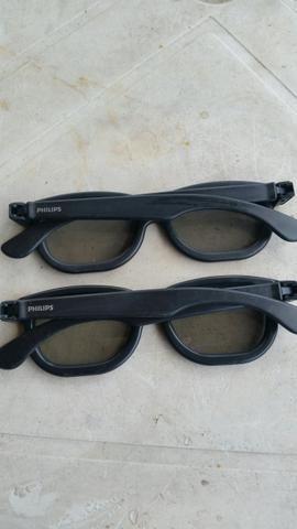 5d8f49c5f Par de óculos 3d philips - Celulares e telefonia - Passarinho ...