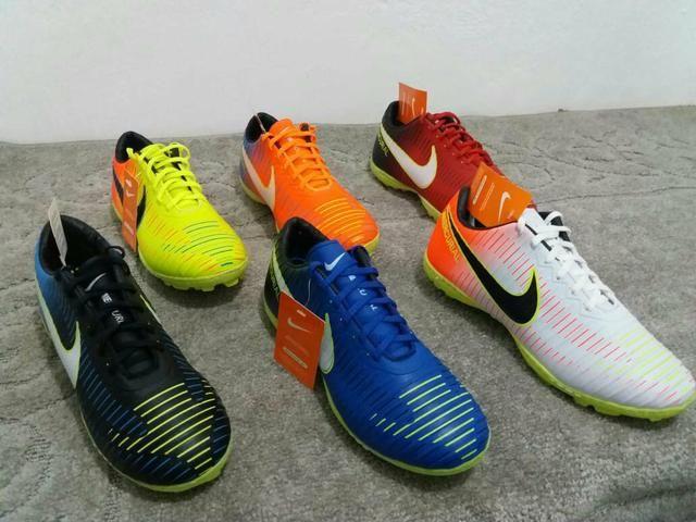 892fe3f6ae471 Chuteira Nike Society. Várias cores!! - Roupas e calçados - São ...