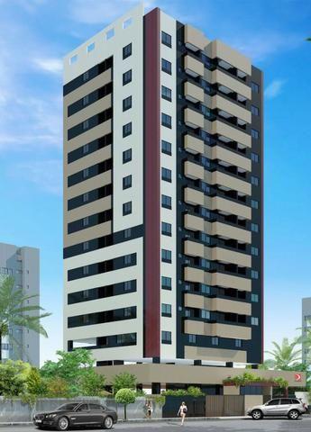 Edifício Moscato na Ponta Verde, 02 quartos. Parcelamento em 100 meses!