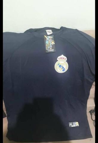 66175ad70ec1 Camisa UV Real Madrid Tamanho G - Roupas e calçados - Santo Amaro ...
