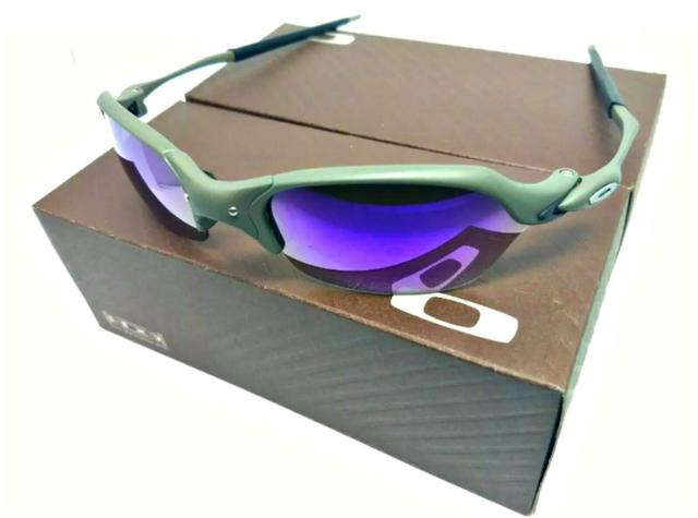 37a945120 Óculos Oakley Romeo 2 xmetal roxo polarizado Novo frete grátis ...