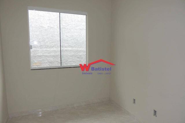 Casa com 3 dormitórios à venda, 52 m² por r$ 189.900 - rua do faisão, nº 154 - arruda - co - Foto 13