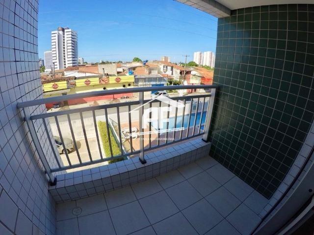 Apartamento no Farol com 89m², 3/4 sendo 1 suíte - Próximo a faculdade Mauricio de Nassau - Foto 3