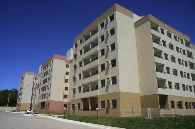 Apartamento 2 quartos com varanda e bela vista para o mar de jacaraipe - Foto 19