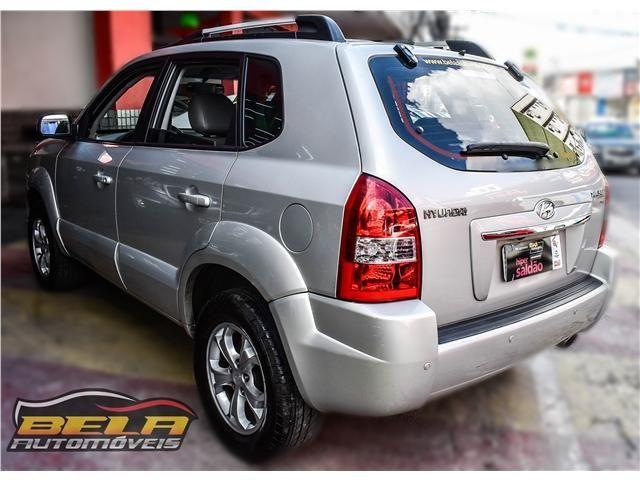 Hyundai Tucson 2.0 Mpfi Gls 143cv 2wd Flex 4p Aut Completo + 2019 Vist - Foto 11