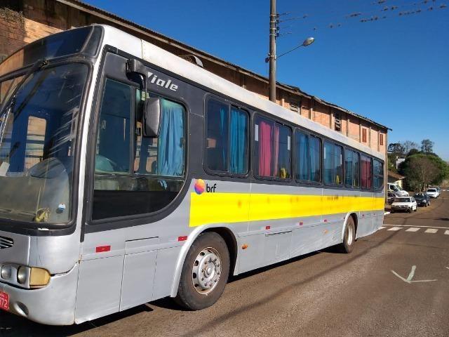 Ônibus Viale 17.230 motor novo 2007 aceito troca