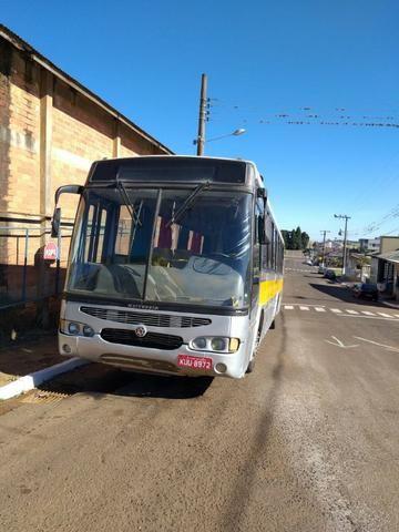 Ônibus Viale 17.230 motor novo 2007 aceito troca - Foto 6