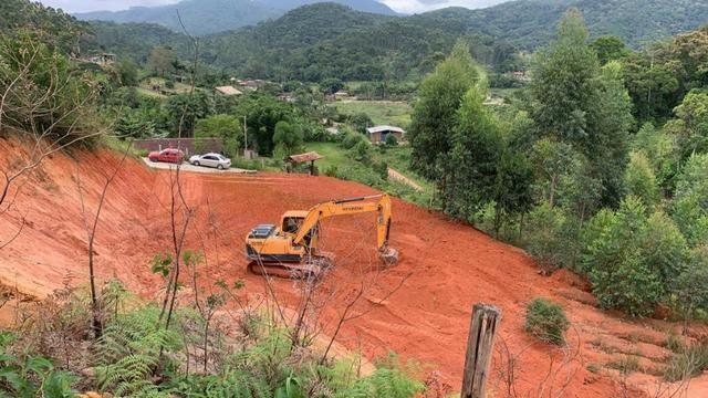 Lote para chácara no interior de Camboriú Caetés 3.000m² Valor R$90.000,00 de entrada - Foto 5