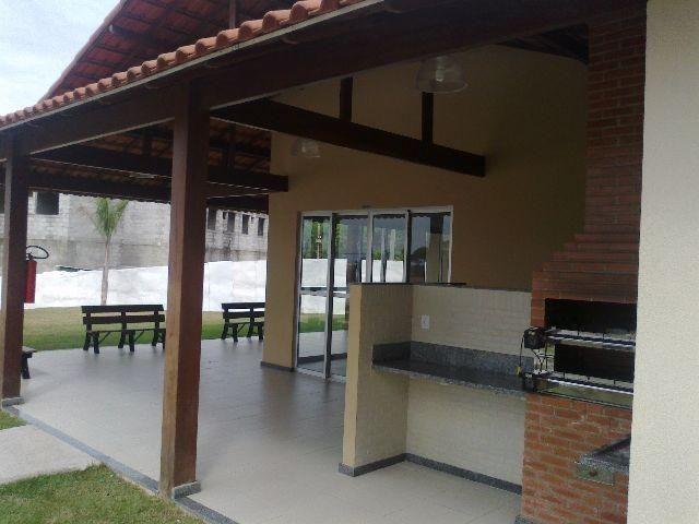 Apartamento 2 quartos com varanda e bela vista para o mar de jacaraipe - Foto 11