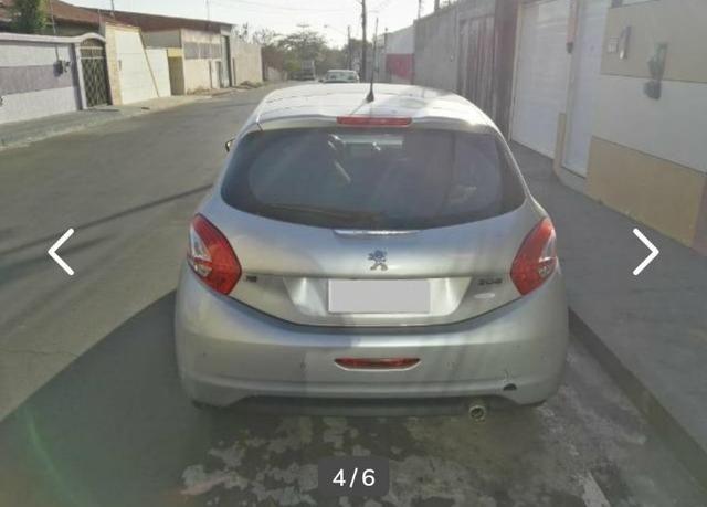 Peugeot 208 Griffe 13/14