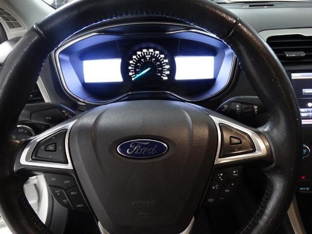 Ford Fusion Se 2.5 Flex Automático Prata - Foto 11