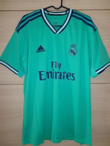 Camisa Real Madrid Third Torcedor 2019 / 2020