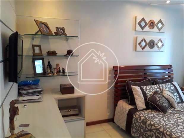 Apartamento à venda com 4 dormitórios em Icaraí, Niterói cod: 831115 - Foto 14